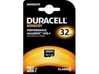 Duracell Performance 32GB microSDHC Class 10 UHS-I Memory Card, 80MB/s