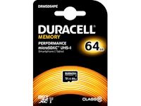 Duracell Performance 64GB microSDXC Class 10 UHS-I Memory Card, 80MB/s