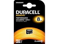 Duracell Performance 8GB microSDHC Class 10 UHS-I Memory Card, 80MB/s