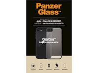 PanzerGlass ClearCase with Black Frame for iPhone 7/8