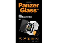 PanzerGlass PREMIUM Apple Watch Series 1/2/3 38 mm - Black