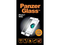 PanzerGlass Apple iPhone 7/8 - White Frame
