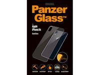 PanzerGlass Apple iPhone XR - Clear - Back Glass - SUPER+ Glass