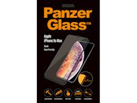 PanzerGlass Apple iPhone Xs Max - Black Case Friendly - SUPER+ Glass