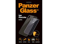 PanzerGlass Apple iPhone Xs Max - Clear - Back Glass - SUPER+ Glass
