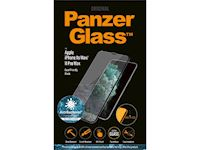 "PanzerGlass Apple iPhone Xs Max/iPhone 6.5"" (2019) - Black Case Friendly - SUPER+ Glass"