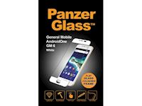 PanzerGlass General Mobile Android One GM 6 - White