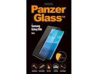 PanzerGlass Samsung Galaxy S10e - Black Case Friendly - SUPER+ Glass