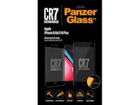 PanzerGlass Apple iPhone 6/6s/7/8 Plus - Black CR7 BrandGlass