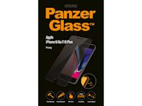 PanzerGlass Apple iPhone 6/6s/7/8 Plus PRIVACY - SUPER+ Glass