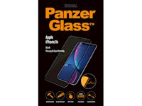 PanzerGlass Apple iPhone XR - Black - PRIVACY Case Friendly - SUPER+ Glass