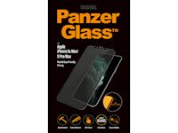 PanzerGlass Apple iPhone Xs Max/11 Pro Max PRIVACY - Black Case Friendly - SUPER+ Glass