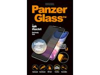 PanzerGlass Apple iPhone XR/11 PRIVACY CamSlider - Black Case Friendly - SUPER+ Glass