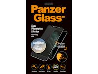 PanzerGlass Apple iPhone Xs Max/11 Pro Max PRIVACY CamSlider - Black Case Friendly - SUPER+ Glass