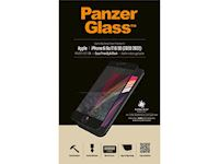 PanzerGlass Apple iPhone 6/6s/7/8/SE (2020) PRIVACY - Black Case Friendly - SUPER+ Glass