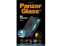 PanzerGlass Apple iPhone 12 mini Privacy Anti-Bacterial - SUPER+ Glass