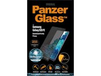 PanzerGlass Samsung Galaxy S20 FE - PRIVACY Black Case Friendly Anti-Bacterial - MicroFracture Technology